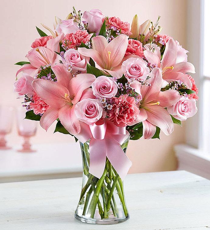Express In Pink Bridgewater Florist